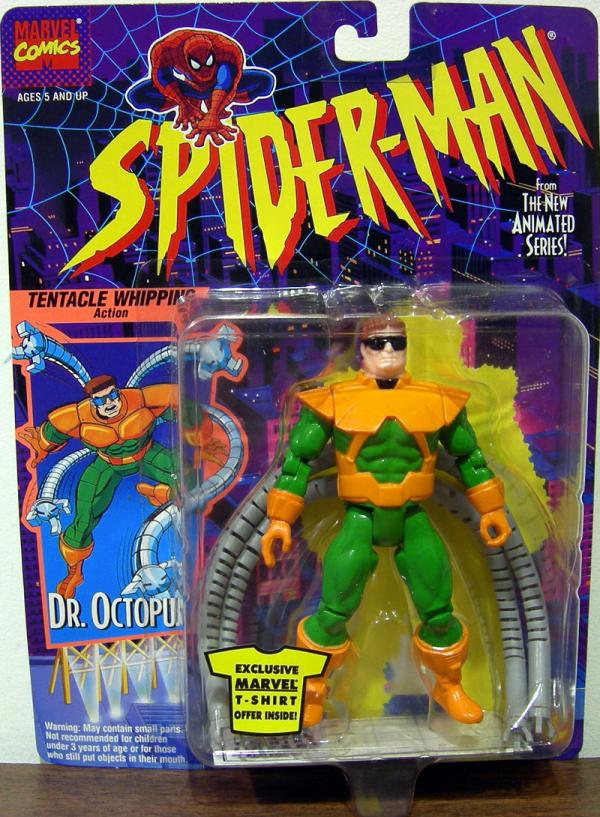 Spider-Man The Animated Series: Dr. Octopus Action Figure