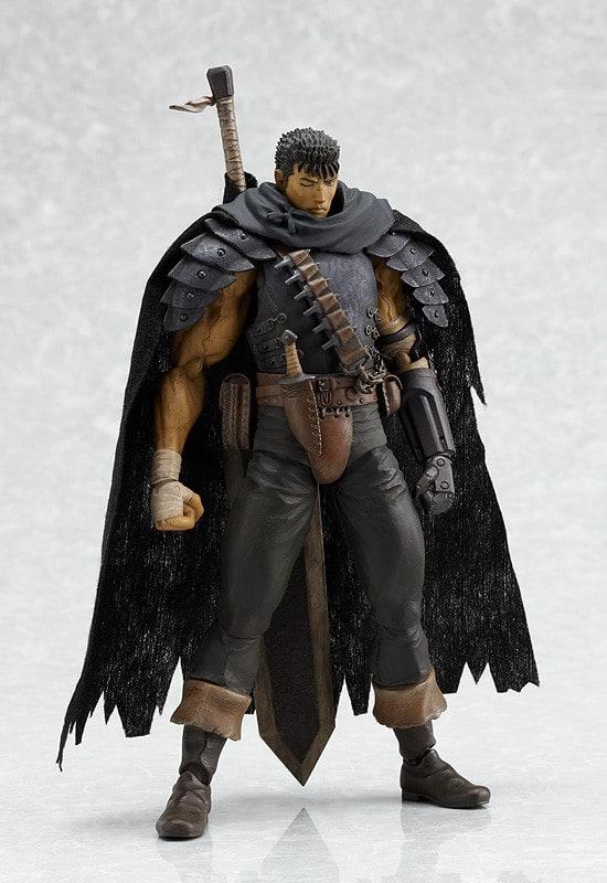 Max Factory Berserk: Guts (Black Swordsman Version) Figma Action Figure