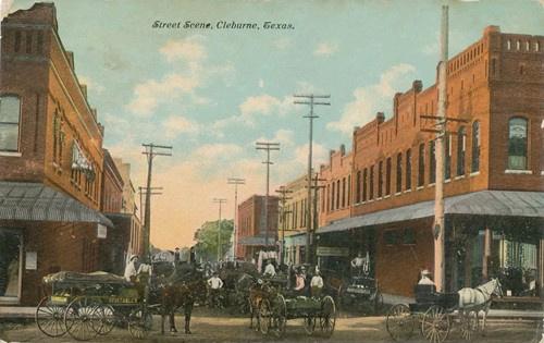 Cleburne, Texas