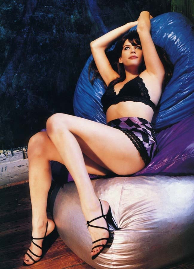 Sexy pictures of liv tyler