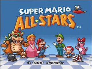 Super Mario All-Stars (ROM)
