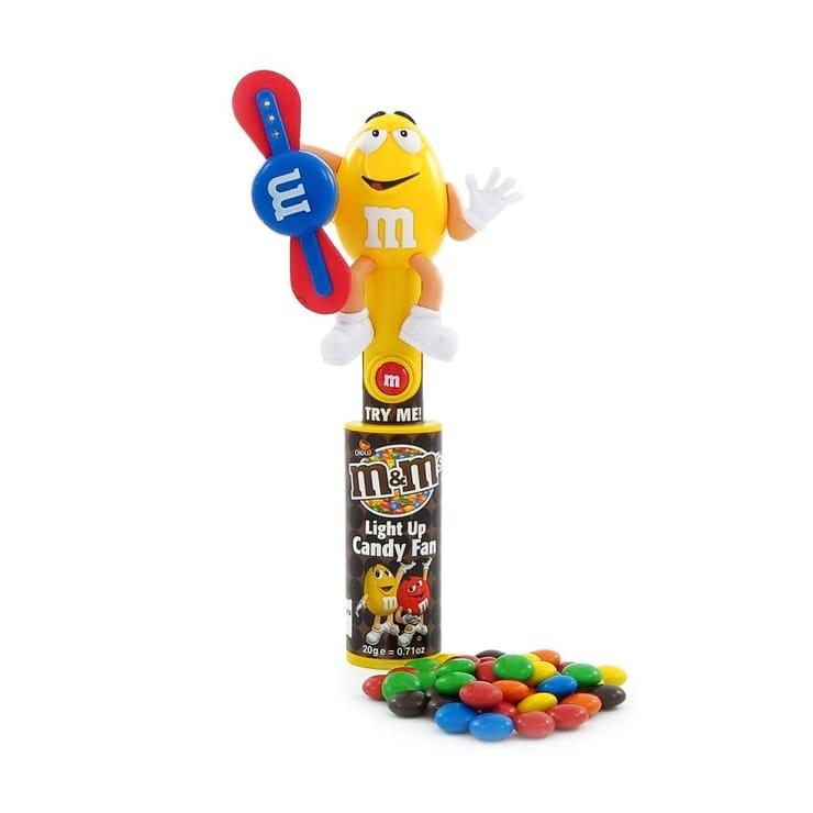 M&M Candy Fan, 20 g