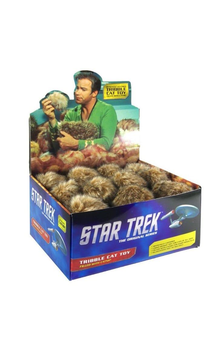 Star Trek Tribble Catnip Toy