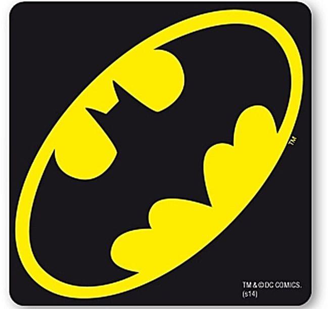 Batman Symbol Coaster