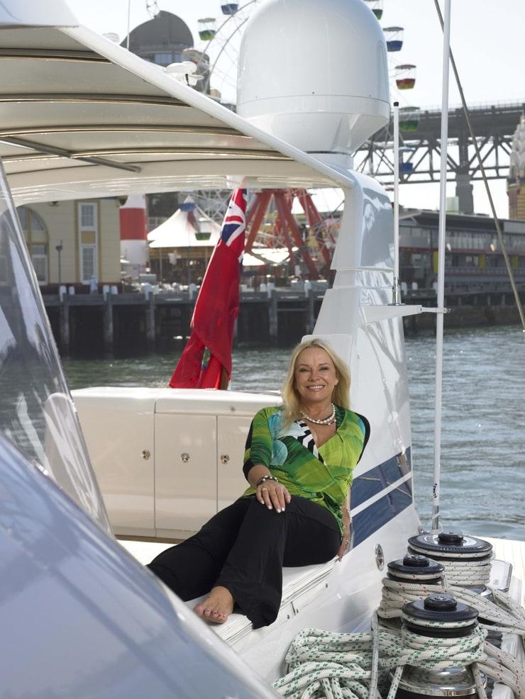 Pamela Stephenson
