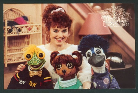 Under the Umbrella Tree                                  (1986-1993)