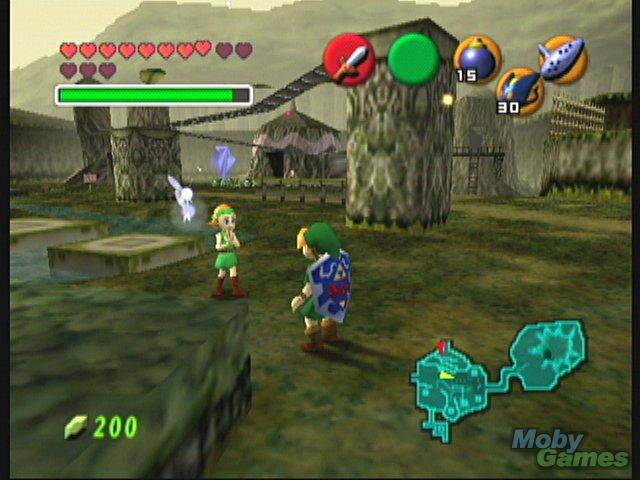 The Legend of Zelda: Ocarina of Time & Master Quest