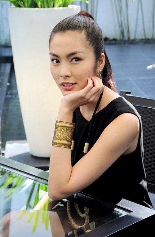Vietnam Beautiful Actress Tang Thanh Ha | Model Talk