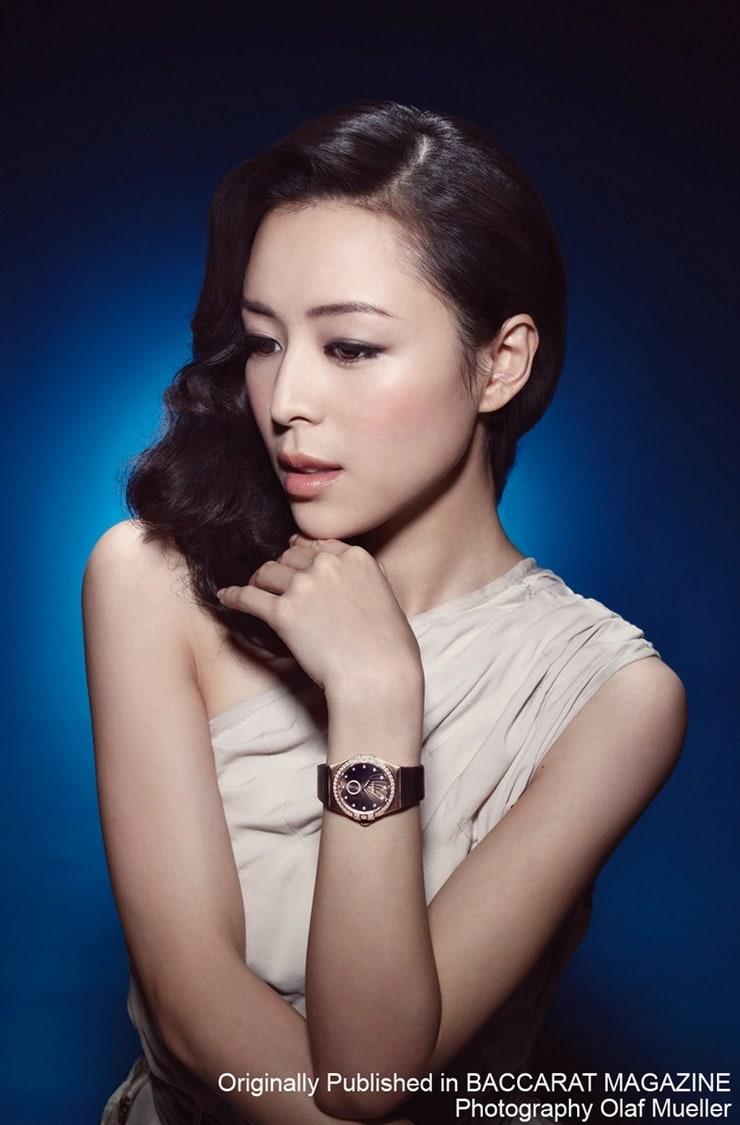 Jingchu Zhang Nude Photos 48