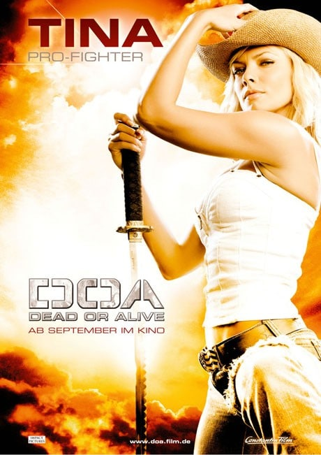 D.O.A.: Dead or Alive