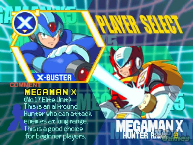 Picture of Mega Man X5