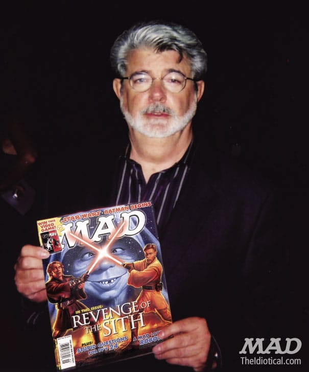 the life and career of george lucas George lucas should become a warrior and cultivate a positive, victorious, active approach to life and to any problems he faces it is in lucas' best interest to act on his own behalf instead of stalling, waiting or hoping someone else will do it for him.