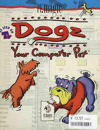 Dogz Your Computer Pet