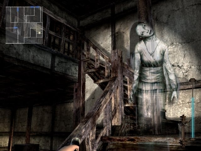 Picture of Fatal Frame II: Crimson Butterfly - Director\'s Cut ...