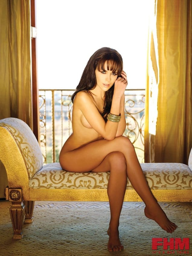 Megan gale naked