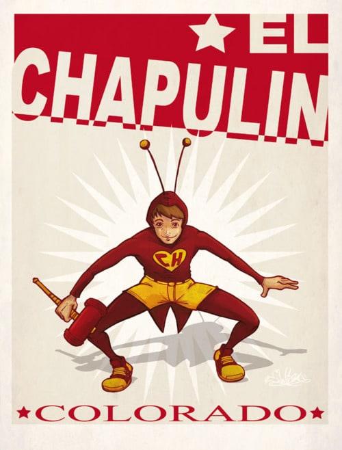 El Chapulin Colorado