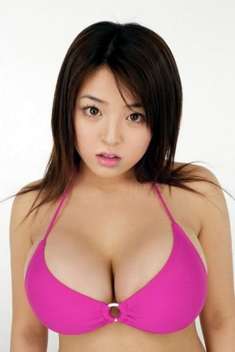 Boobs harada ourei