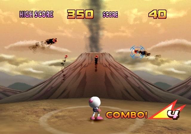 Bomberman land - Nintendo Wii