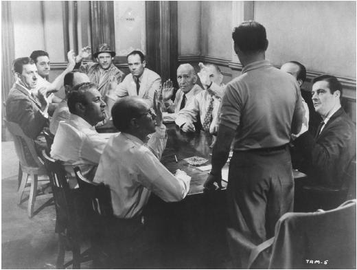 Picture Of 12 Angry Men 1957