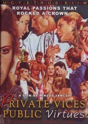 Private pleasures movie
