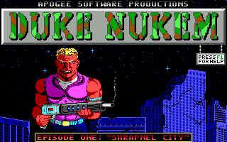 Duke Nukem (aka Duke Nukum)