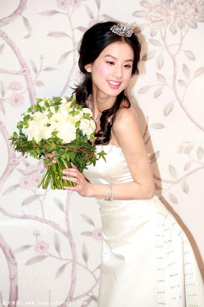 Huang shengyi boyfriend