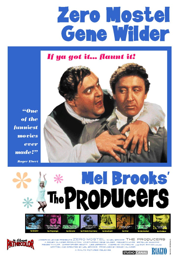 The Producers                                  (1967)