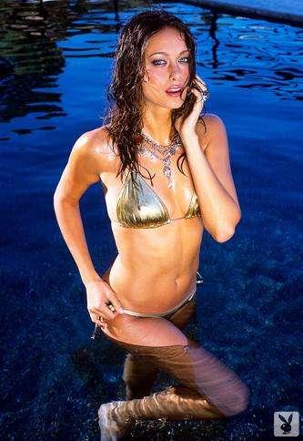 russo pics Deanna bikini