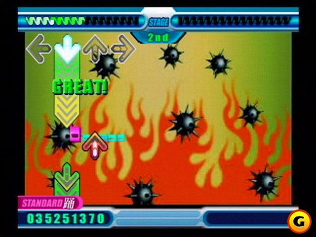 Dance Dance Revolution DDR Max