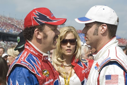 picture of talladega nights the ballad of ricky bobby. Black Bedroom Furniture Sets. Home Design Ideas