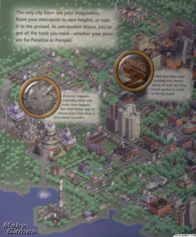 Picture of SimCity 3000