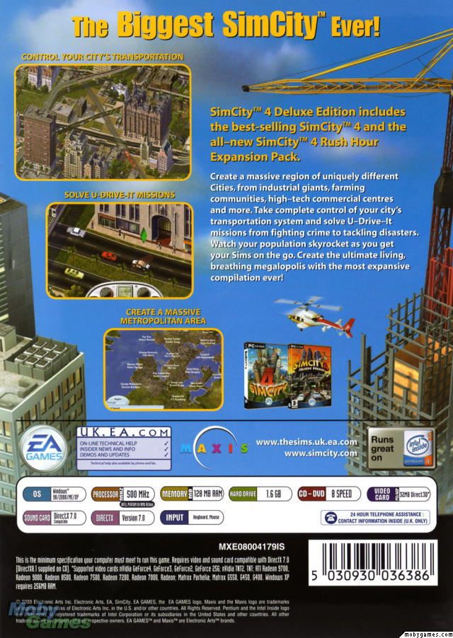 Sims deluxe vista patch