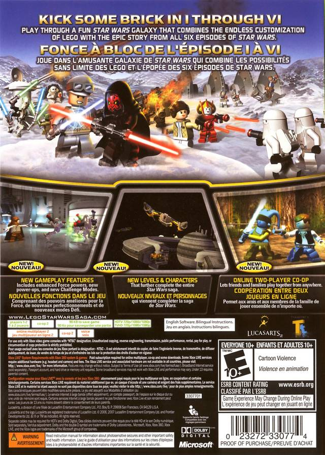 Picture of LEGO Star Wars: The Complete Saga