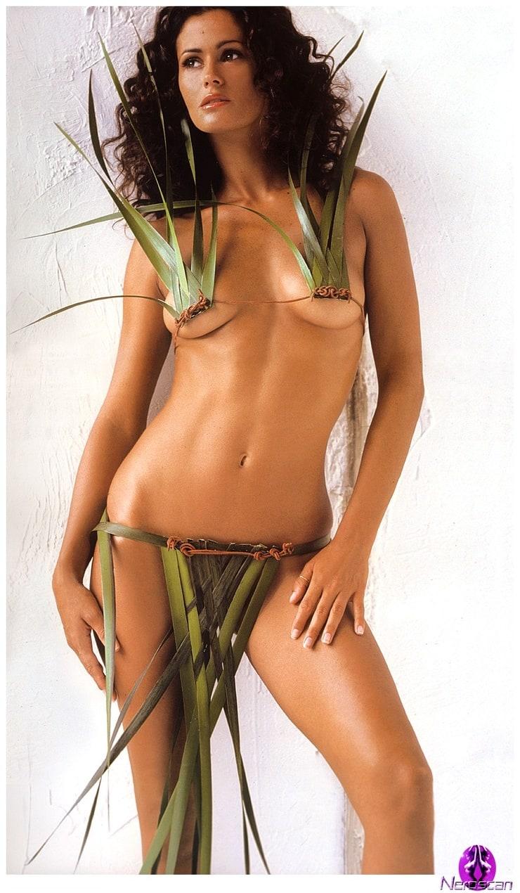 Samantha De Grenet  nackt