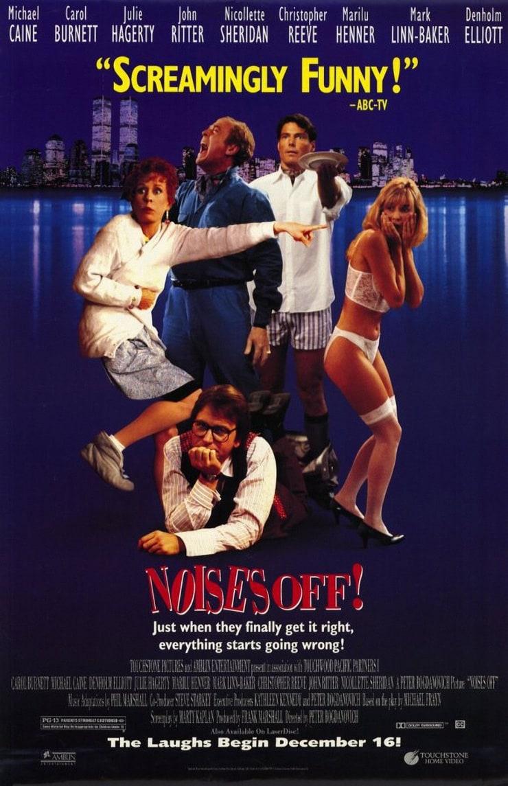 Noises Off...                                  (1992)