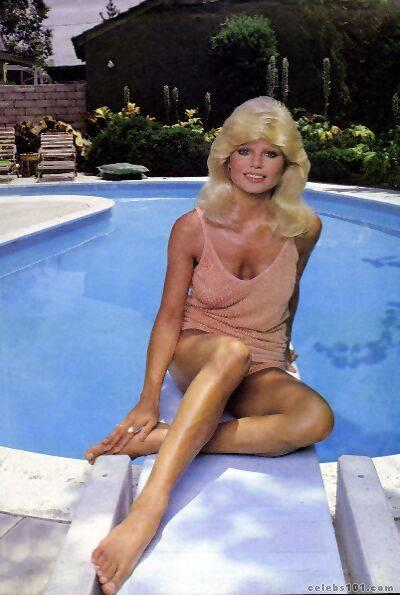 Congratulate, this Loni anderson toes very