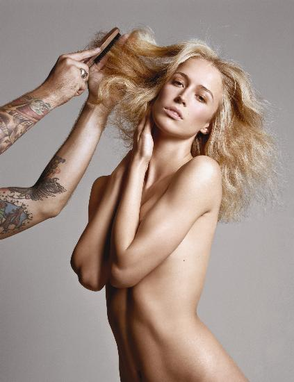 Share your raquel zimmermann naked consider, what