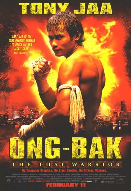 Ong Bak Thai Warrior 33