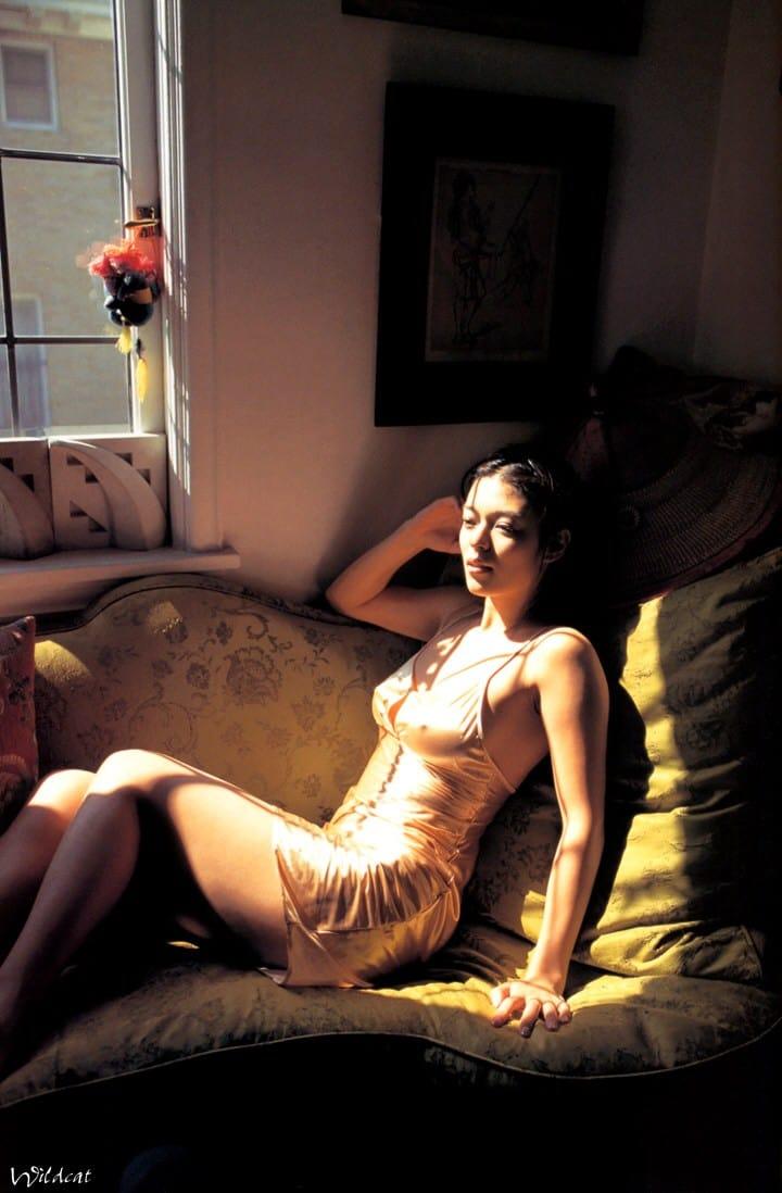 Chieko Shiratori Nude Photos 20