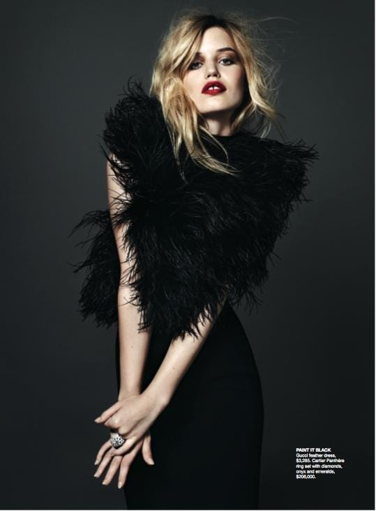 Georgia May Jagger