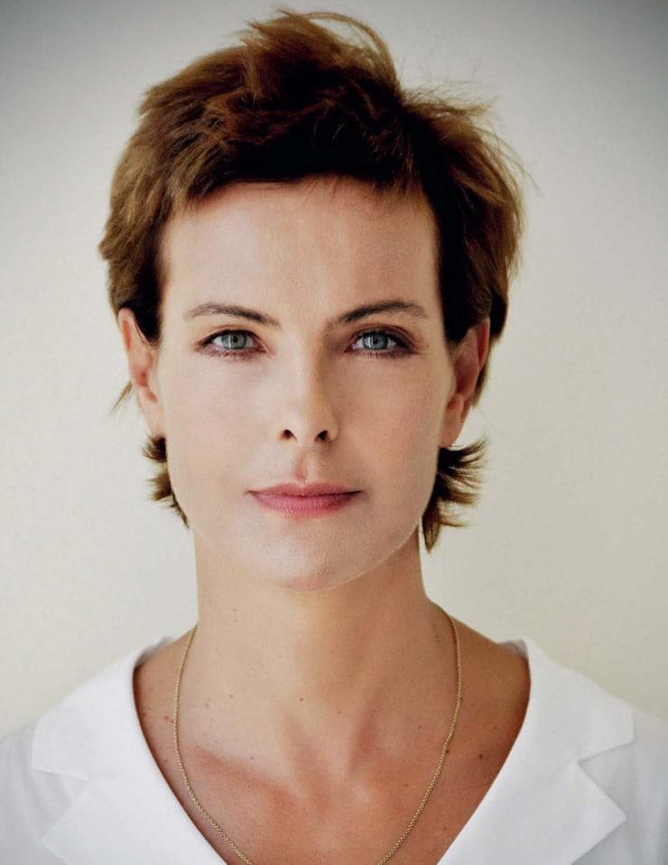 Picture Of Carole Bouquet