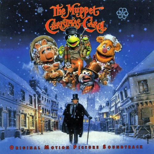 Picture Of THE MUPPET CHRISTMAS CAROL (Original Soundtrack