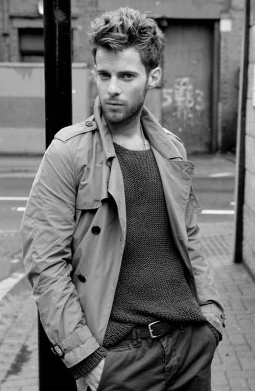 luke treadaway second time around