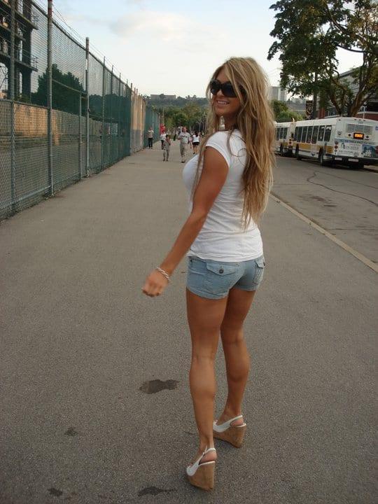 Glamour models with bikini abs jess nico