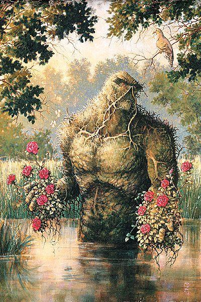 Swamp Thing, Vol. 1: Saga of the Swamp Thing
