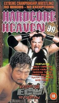Image result for ECW Hardcore heaven 1999