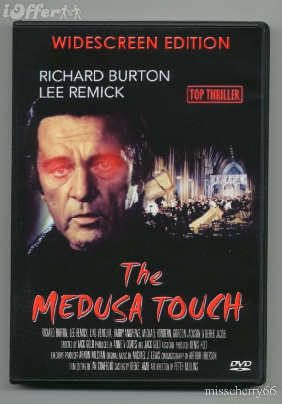 The Medusa Touch (film) The Medusa Touch Alchetron The Free Social Encyclopedia