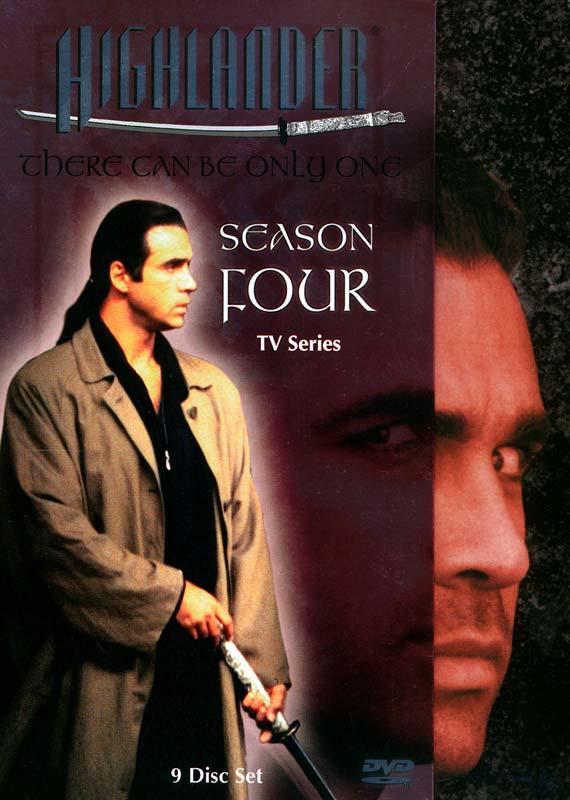 Highlander - Season 4 (1995)