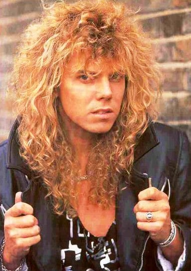 Picture Of Joey Tempest