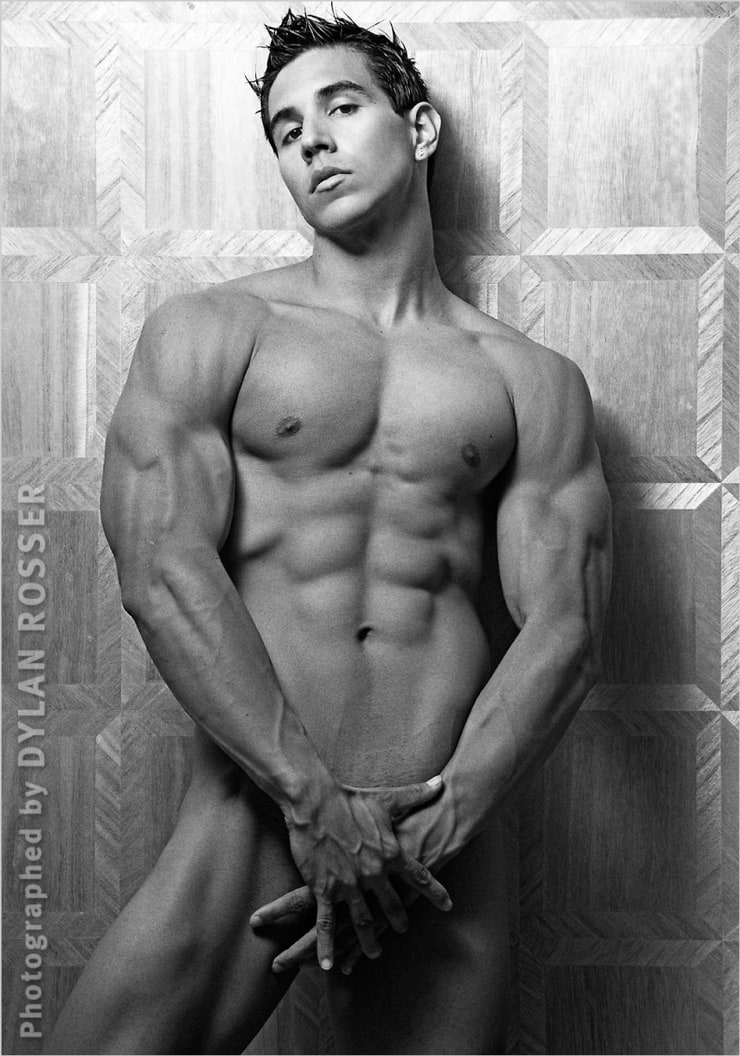 Alan valdez mark henderson model the
